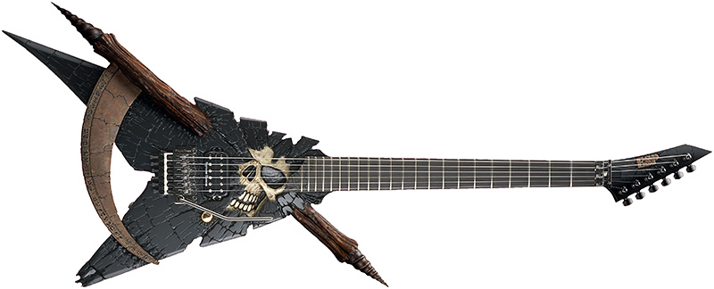 ESP Custom Shop God Of Death